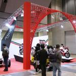 東京モーターサイクルショー 2013 ビモータ ブース