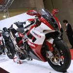 東京モーターサイクルショー 2013 ビモータ DB8 SP monopost