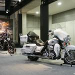 東京モーターサイクルショー 2013 ハーレー・ダビッドソン ブース