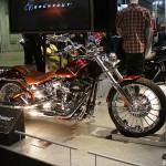 東京モーターサイクルショー 2013 ハーレー・ダビッドソン FXSBSE CVO Breakout