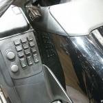 honda_gwf6b_01 東京モーターサイクルショー 2013 ホンダ ゴールドウィング F6B オーディオコントローラー