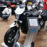 東京モーターサイクルショー 2013 ハスクバーナ Nuda 900