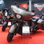 東京モーターサイクルショー 2013 ヴィクトリーモーターサイクル ザック・ネス クロスカントリー