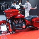 東京モーターサイクルショー 2013 ヴィクトリーモーターサイクル クロスカントリー