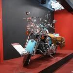 東京モーターサイクルショー 2013 インディアンモーターサイクル Chief Vintage