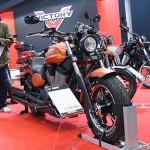 東京モーターサイクルショー 2013 ヴィクトリーモーターサイクル Judge