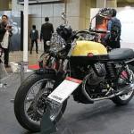 東京モーターサイクルショー 2013 モトグッチ New V7 Special