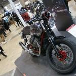 東京モーターサイクルショー 2013 モトグッチ New V7 Racer