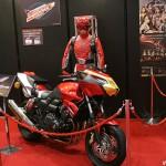 東京モーターサイクルショー 2013 スーパー戦隊ヒーロー&仮面ライダー特別展