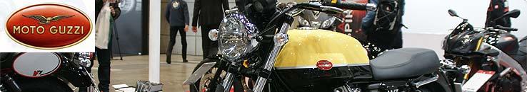 東京モーターサイクルショー 2013 モトグッチ