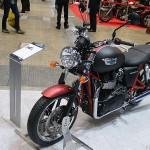 東京モーターサイクルショー 2013 トライアンフ ボンネビル LTD