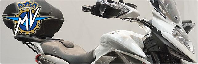 第42回 東京モーターサイクルショー MVアグスタ ブース