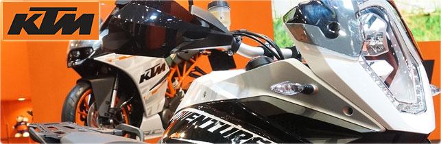 第42回 東京モーターサイクルショー KTMブース