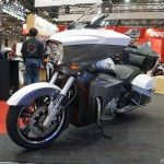 Victory Motorcycles Cross Country Tour