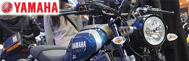 第43回 東京モーターサイクルショー YAMAHA ブース