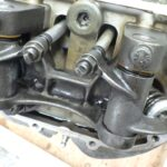 Moto Guzzi LeMans 850 2 エンジン 始動確認済