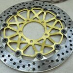 Truimph Daytona 675 Front Brake disc