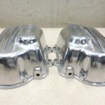 Moto Guzzi Round Cylinder Headcover V7 Lemans 1 2
