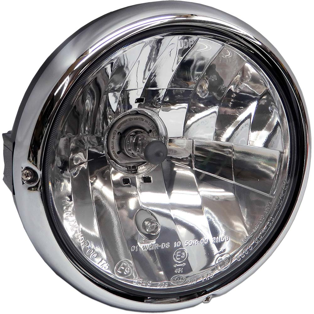 モトグッチ 純正 ヘッドライト V11 ブレバ 750