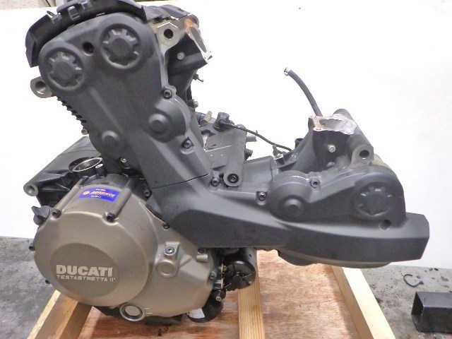 ドゥカティ モンスター1200S エンジン 始動確認済
