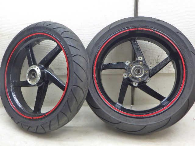 ドゥカティ ST4S ABS マルケジーニ マグホイールセット