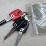 ドゥカティ モンスターS4 メインキー スペアキー コードカード 送料無料