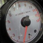 カワサキ ZZR1400 ZX-14 タコメーター