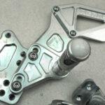 スズキ GSX-R1000 アグラス バックステップ 送料無料