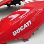 ドゥカティ ディアベル1200 カーボン タンクカバー 送料無料