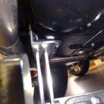 Ducati Monster Scrambler メンテナンススタンド リフター