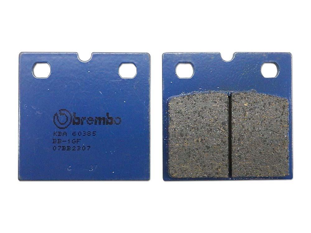 ブレンボ 09キャリパー ブレーキパッド カーボンセラミック