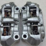 ドゥカティ モンスター S4RS テスタトレッタ ブレンボ 4POT ブレーキキャリパー 左右セット 送料無料