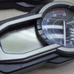 トライアンフ タイガー800XC ECU メーターパネル