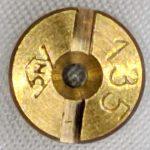 デロルト キャブレター用 メインジェット 6mm #135