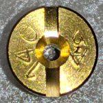 デロルト キャブレター用 メインジェット 6mm #140
