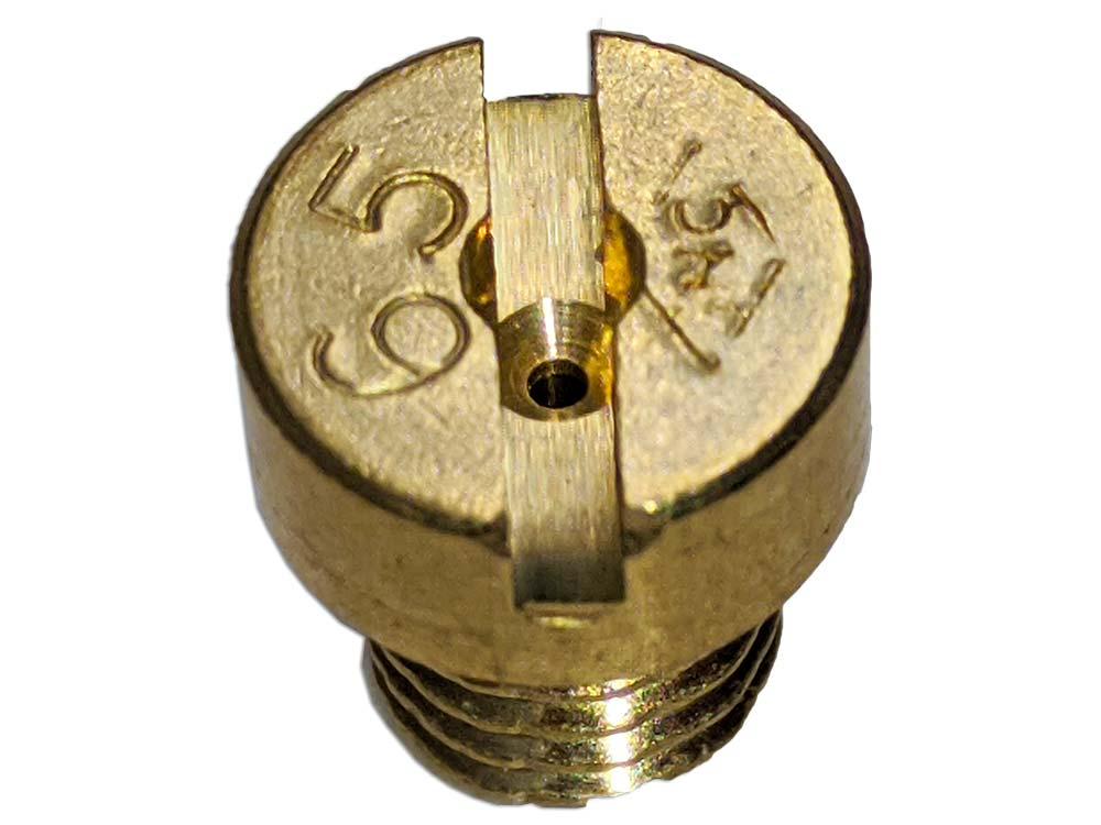 デロルト キャブレター用 スロージェット 5mm #65