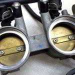 MVアグスタ ブルターレ 1078RR スロットルボディ インジェクター 送料無料