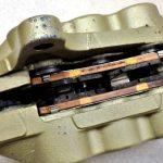 スズキ GSX1300R ハヤブサ フロントブレーキキャリパー 左右セット 送料無料
