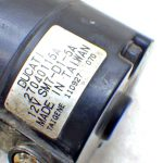 ドゥカティ ハイパーモタード796 セルモーター