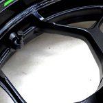 カワサキ Ninja ZX-14R ABS OHLINS Edition フロントホイール 送料無料