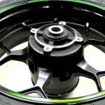 カワサキ Ninja ZX14R ABS オーリンズエディション リアホイール 送料無料