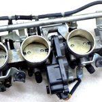 カワサキ Ninja ZX14R ABS オーリンズエディション スロットルボディ インジェクター 送料無料