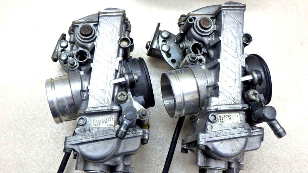 モトグッチ 1100スポルト ケイヒン FCR 41mm キャブレター 送料無料