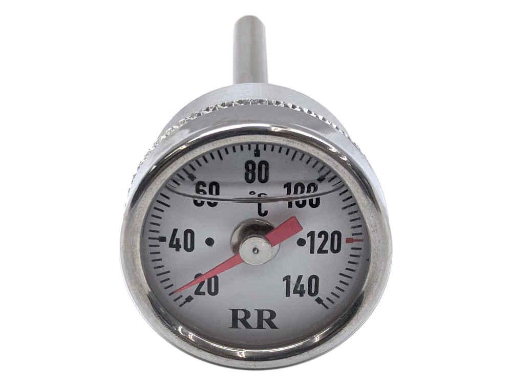RR アナログ油温計 ディップスティックタイプ ドゥカティ 750SS 900SS ベベルドライブ 送料無料