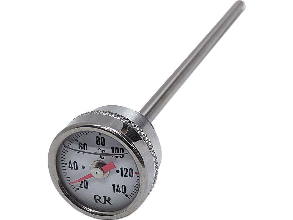 モトグッチ 1100スポルト V11ルマン グリーゾ1100 アナログ油温計 ディップスティックタイプ 送料無料